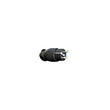 3455RS Schuko wall plug