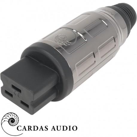 Power E5 C19 IEC Plug 20A